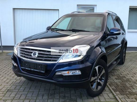 Ssangyong Rexton W 2.0 D20 DTR 4WD