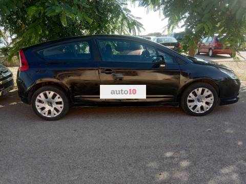 Citroen c4 coupe 2.0 HDI 136 CV.