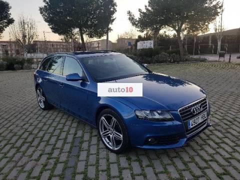 Audi A4 Avant 2.0TDI DPF