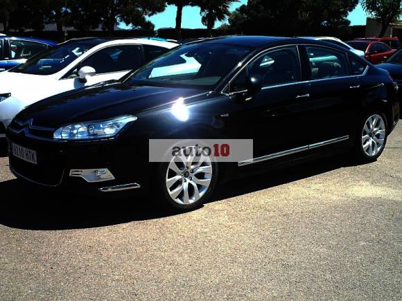 CITROEN C5 3.0 HDI V6 Exclusive CAS 241 cv.