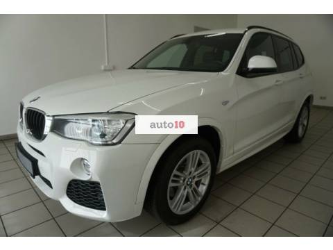 BMW X3 xDrive20d M Xenon Navi Leder H&K AHK 18 EU6