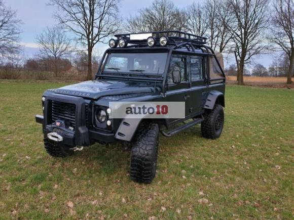 Land Rover Defender 110 Crew Cab