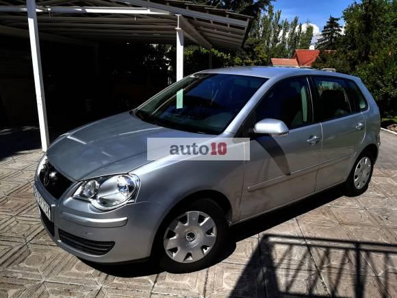 VW POLO TRENDLINE 1.4-GASOLINA