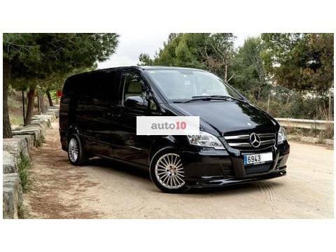 Mercedes-Benz Vito 116CDI L Extralarga