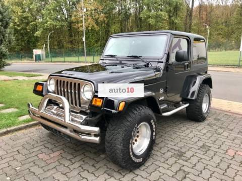 Jeep Wrangler 4.0 TJ Sahara