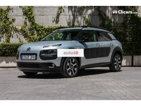 citroen c4 cactus de segunda mano en madrid. Black Bedroom Furniture Sets. Home Design Ideas