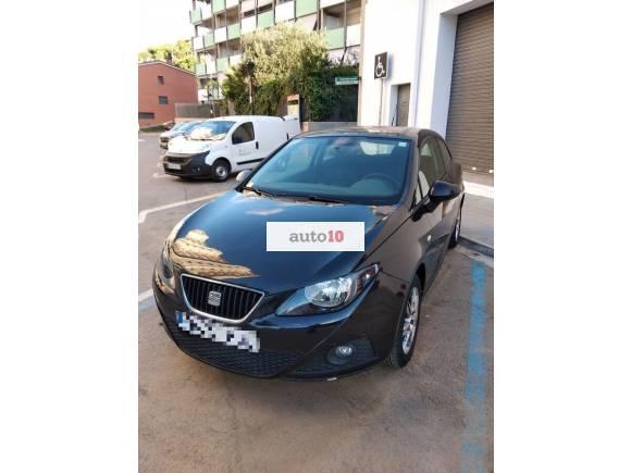 SEAT Ibiza copa reference 1.4 16v 85cv Negro metalizado Año 2012