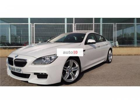 Bmw 640 F06 Gran Coupe 313cv