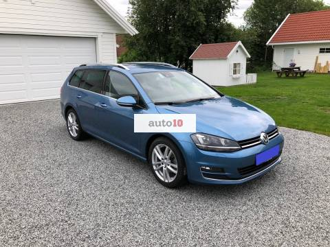 Volkswagen Golf 140 TSI, Highline, DSG,2014, 116300 km