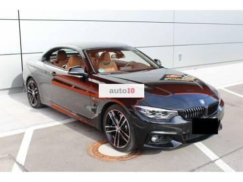 BMW 440 4er Convertible Aut. M Sport