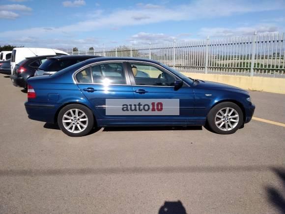 BMW 318 D. 115 CV.