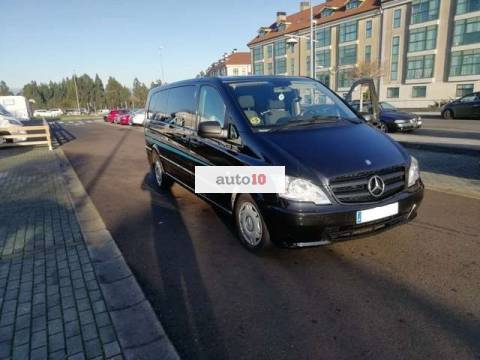 Mercedes-Benz Vito Crew 113CDI Larga