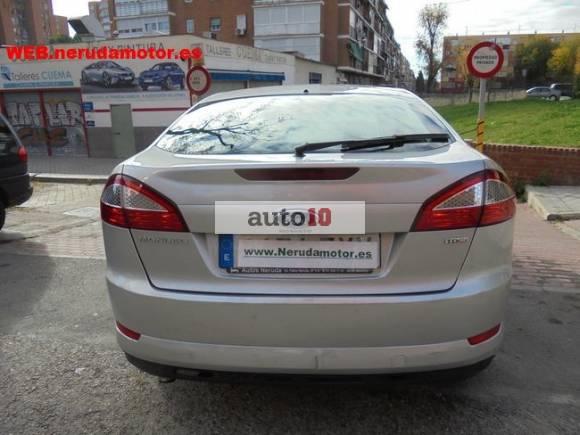 FORD MONDEO 2.0 TDCI OFERTADO 5.500.-€ POR CIERRE