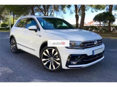 Volkswagen Tiguan 1.4 ACT TSI Sport DSG 4 Motion R LINE