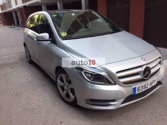 Mercedes-Benz B 180 CDI BE