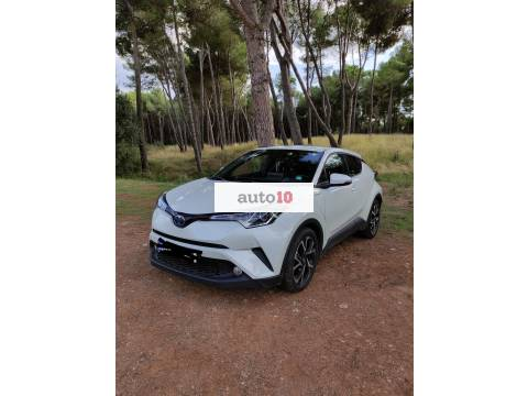 Toyota C-HR Blanco Perlado