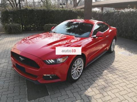 Ford Mustang Fastback 2.3 EcoBoost Premium Pack