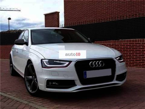 Audi A4 2.0TDI Sline