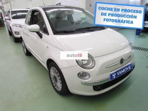 Fiat 500 1.2i 69CV LOUNGE 3P