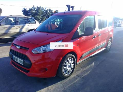 FORD TRANSIT CONNECT KOMBI LARGA 1.6 TDCI.