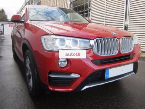 2014 BMW X4 2.0 xDrive Aut