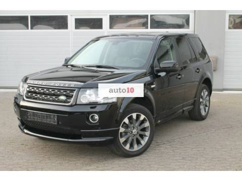 Land Rover Freelander SD4 Automatik