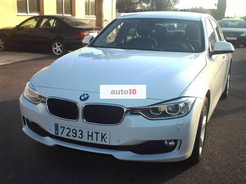 BMW 318 D. 143 CV 6 velocidades.