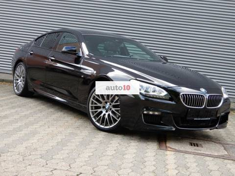 BMW 640 Gran Coupe M-Sportpaket SoClose