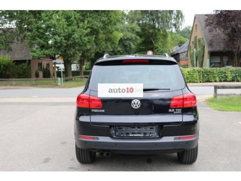 2013 Volkswagen Tiguan Sport & Style 4Motion