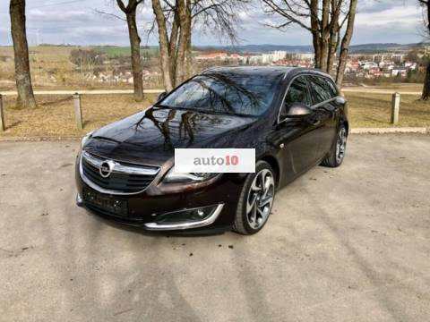 Opel Insignia 2.0 ECOTEC DI Turbo 4x4 Sports Tour.