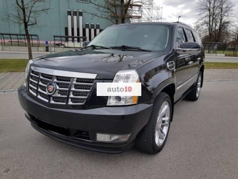 Cadillac Escalade 6.0 V8 Hybrid Platinum