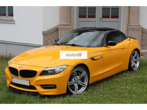 BMW Z4 sDrive35is Aut.Navi