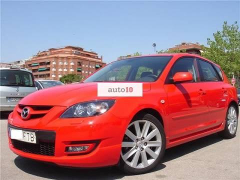 Mazda 3 DISI MPS