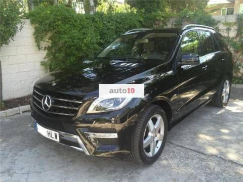 Mercedes-Benz ML 250CDI BT 4M (9.75)