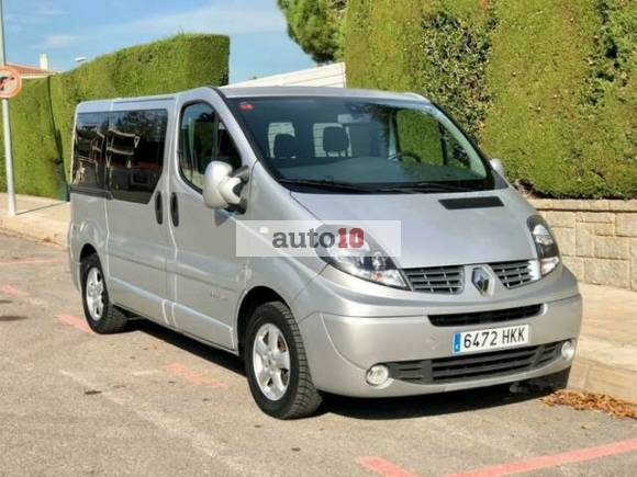 Renault Trafic 2.0dCi Black Edition QS 115