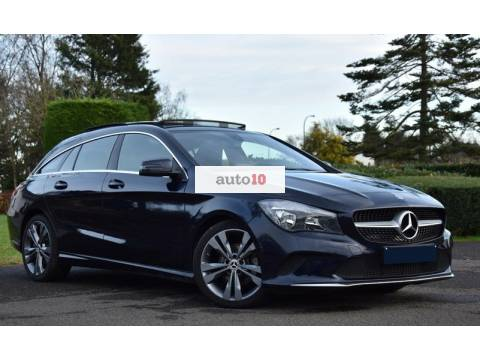 Mercedes-Benz CLA 200 SHOOTING BRAKE DCT