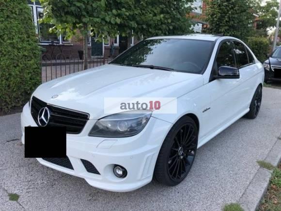 Mercedes-Benz C 63 AMG 63 AMG