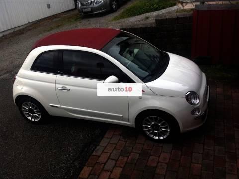 Fiat 500 1,2  1800€