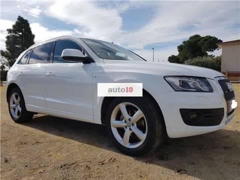 Audi Q5 2.0TDI quattro 170 DPF