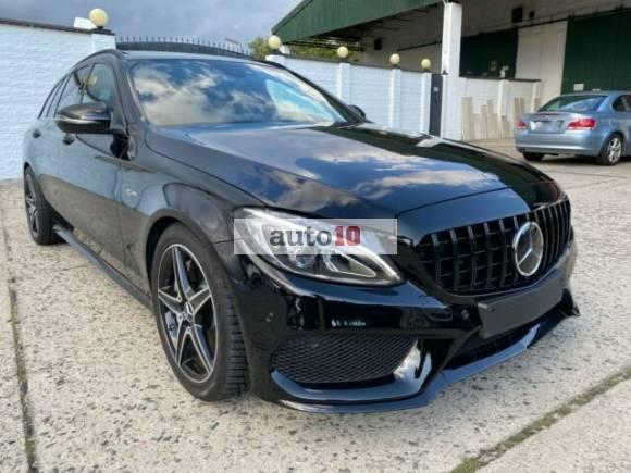 Mercedes-Benz C 43 AMG 4MATIC Autom. Burmester