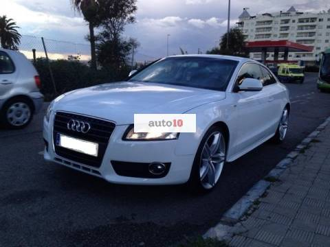 Audi A5 Coupe 2.7TDI Multitronic
