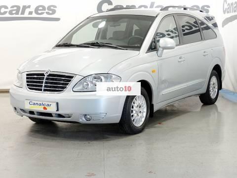 SsangYong Rodius 270Xdi Premium 165CV