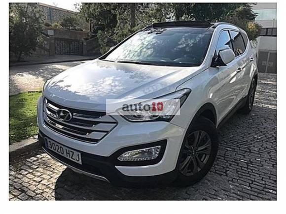 Hyundai Santa Fe 2.0CRDi