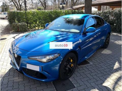 Alfa Romeo Giulia 2.9 T V6 AT8 Quadrifoglio