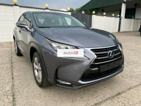 Lexus NX 300h E-FOUR Luxury Line AWD Panorama