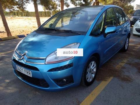 CITROEN C4 PICASSO 1.6 HDI 110 CV EXCLUSIVE.