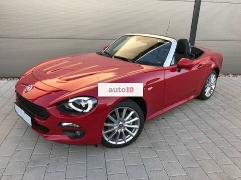 Fiat 124 Spider 1.4 M-Air Turbo LED