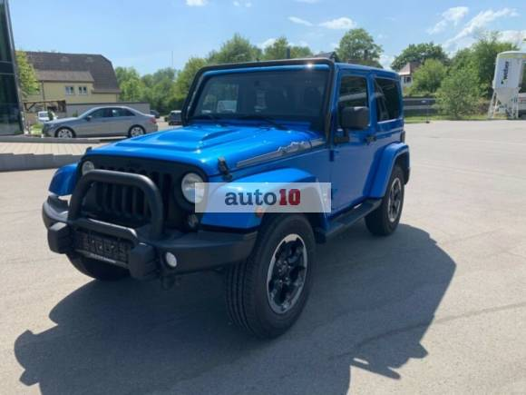 Jeep Wrangler Hard-Top 3.6 Automatik Polar