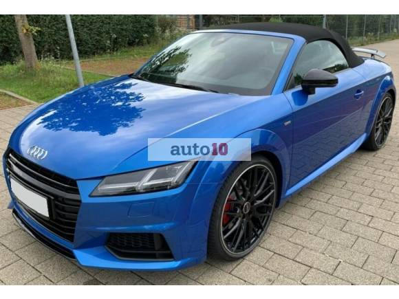 Audi TT Roadster 2.0TFSI Quattro