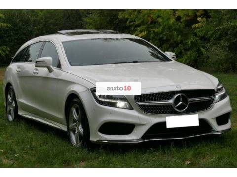 Mercedes-Benz CLS 250 BlueTEC 4 MATIC Premium AMG